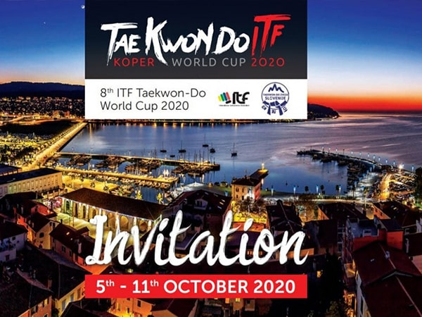 TAEKWON-DO ITF WORLD CUP 2020
